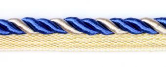 Кант сине-золотой